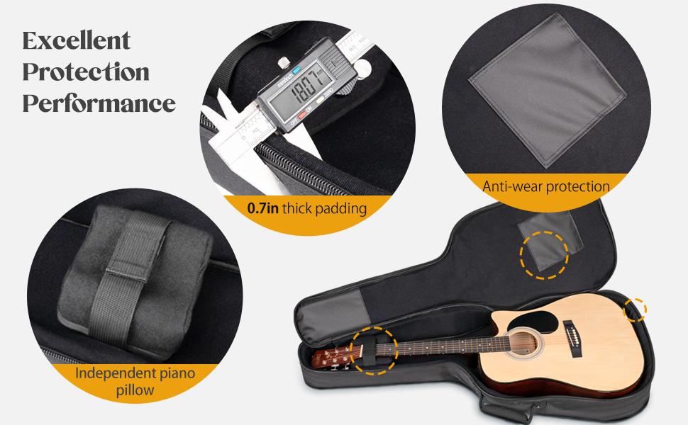 accoustic guitar bag