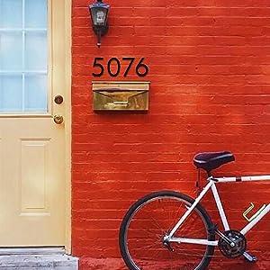 house number for front door