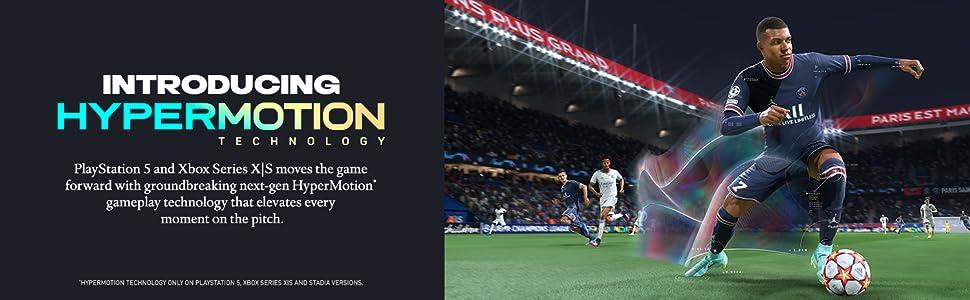 Introducing Hyper motion Technology