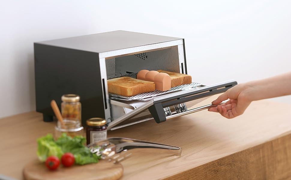 トーストスチーマー main