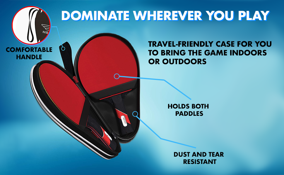 Dominate wherever you play
