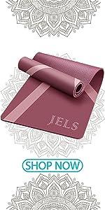 12MM Thick Yoga Mat