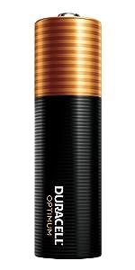 Duracell Optimum AA Double A Alkaline Battery