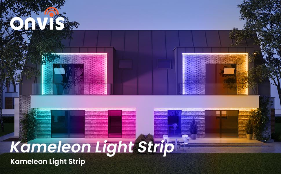 Onvis homekit led light strip