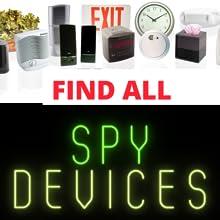 MAGNETIC FIELD DETECTION, spy camera finder