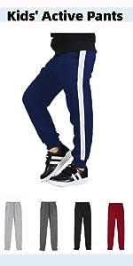 kids' active pants