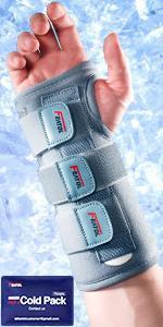 ice gel wrist brace