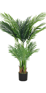 artificial palm tree faux palm tree fake palm tree artificial tree for home decor indoor