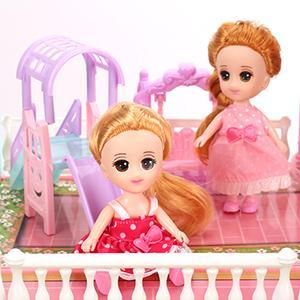 pretend play dollhouse