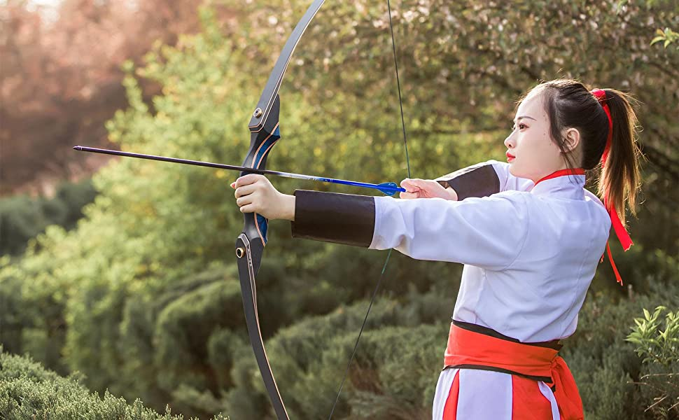 recurve bows for adults