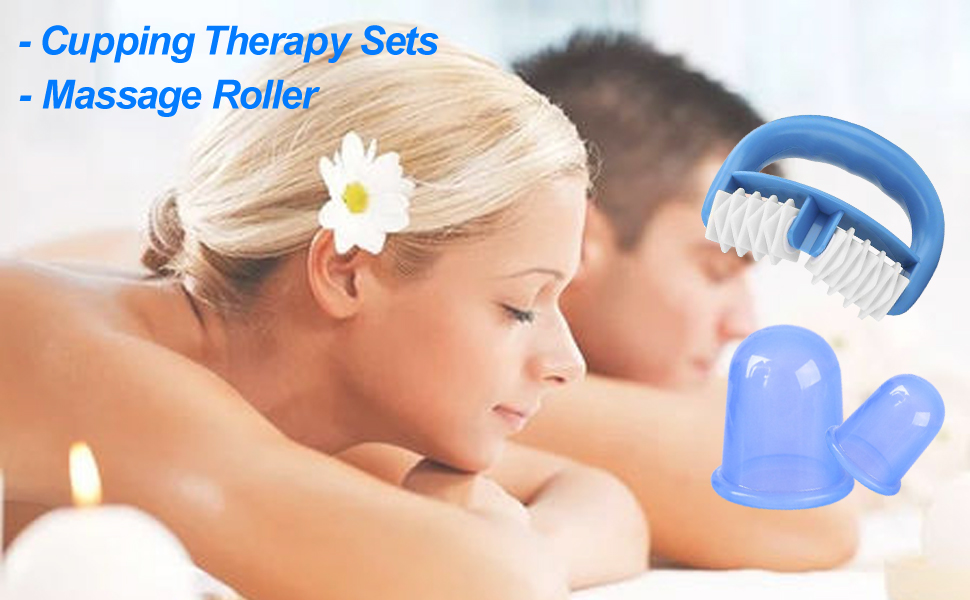 cupping set amp; Cupping Therapy Sets amp; massage roller