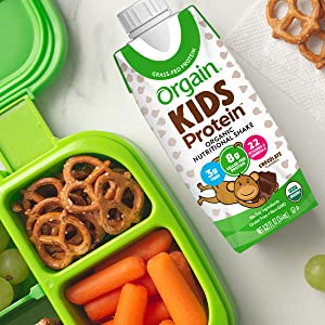 kids protein back to school lunch box