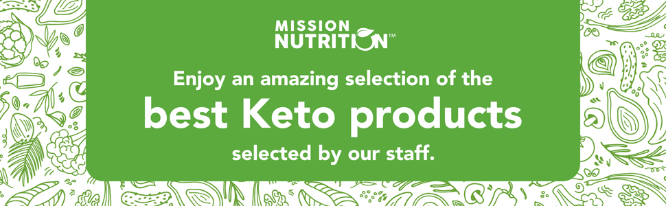 Best Keto Products Banner