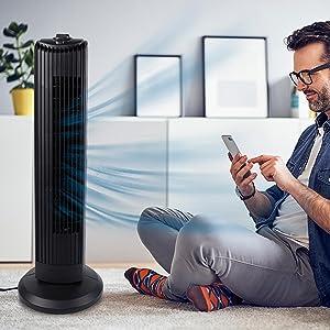 Ultra-quiet Cooling Fan