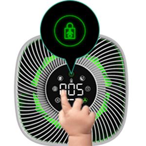 pet hair air purifier