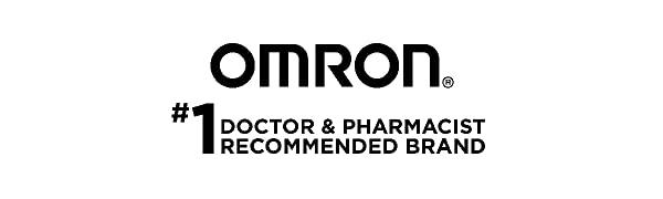 OMRON - #1 Doctor amp; Recommended Brand