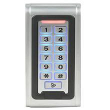 Waterproof RFID Metal Keypad Reader