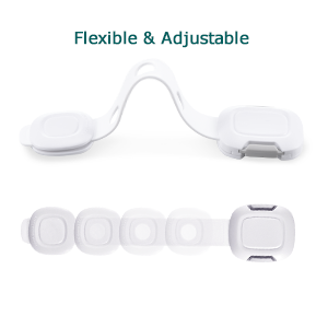 Flexible amp;amp; Adjustable cabinet locks