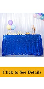 sequin tablecloth coffee table cloths party table cloths disposable large round tablecloth