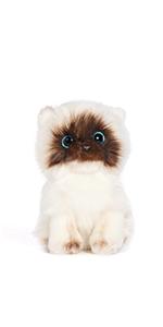 10 inch Siamese cat