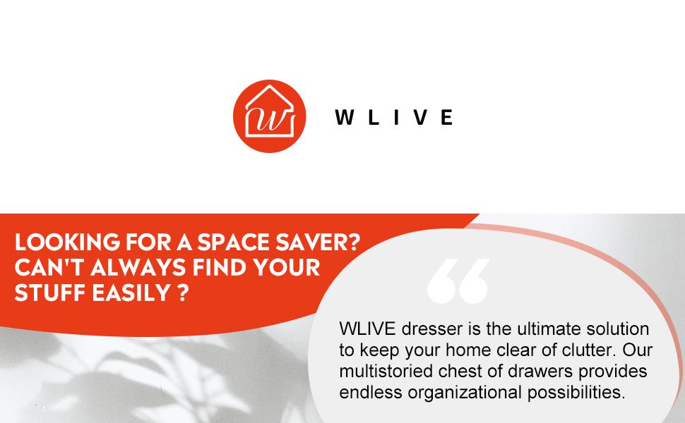 WLIVE dresser