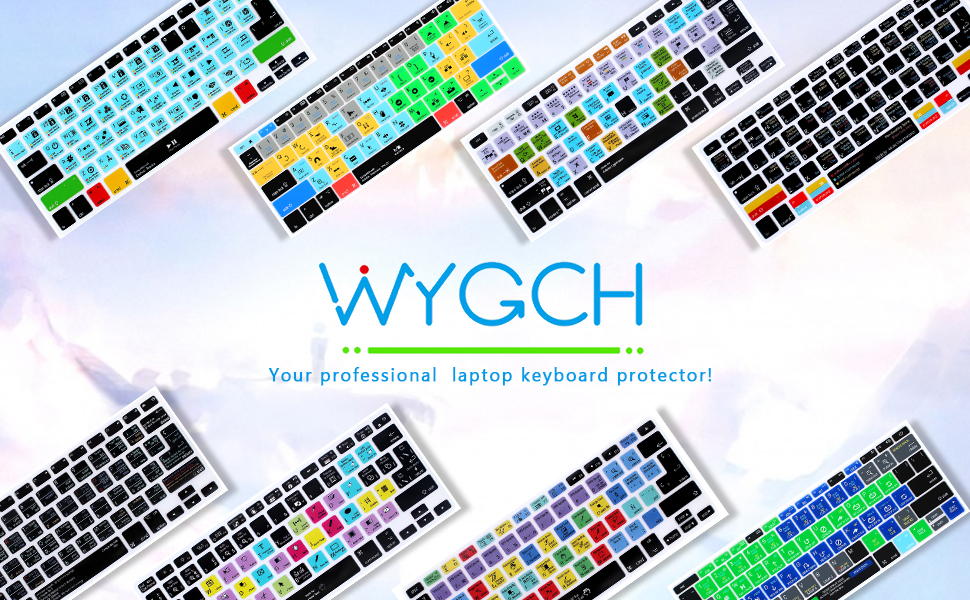 Shortcut keyboard cover