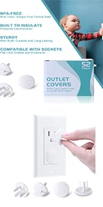 outlet covers baby proofing
