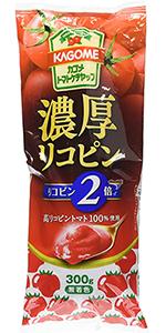 カゴメ 濃厚リコピン トマトケチャップ 300g×5本