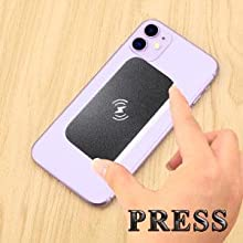 Metal Plate for PMetal Plate for Phone Magnethone Magnet