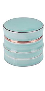 WEGRIND ceramic herb grinder with zinc grinding teeth