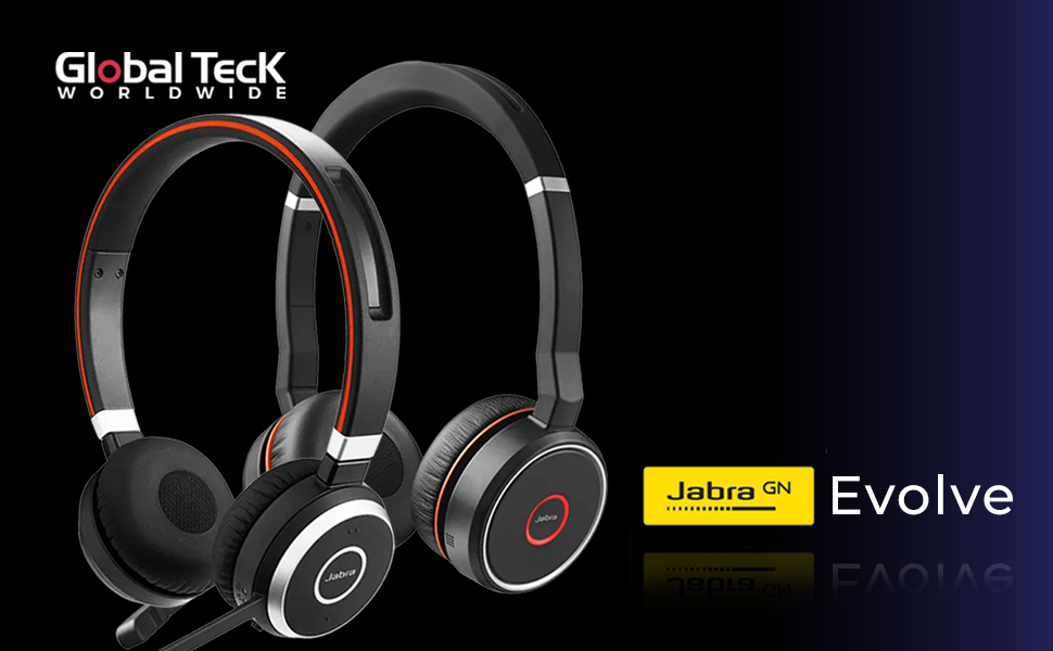 jabra evolve auriculares battery life noise cancelling bluetooth soundproof work from home office