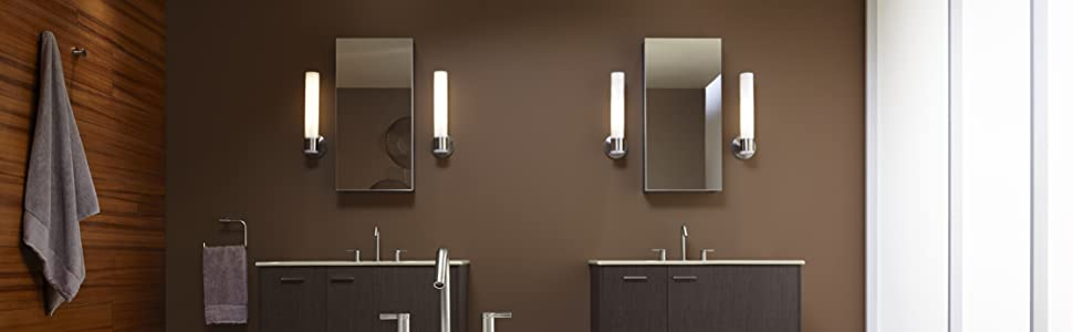 Purist Lighting Collection by Kohler