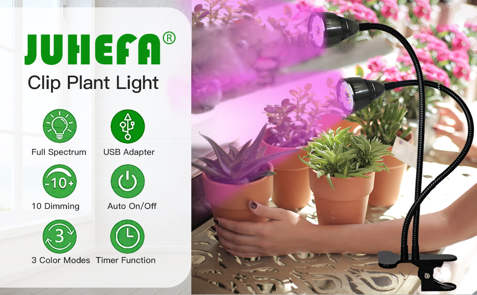 led plant light for indoor plants