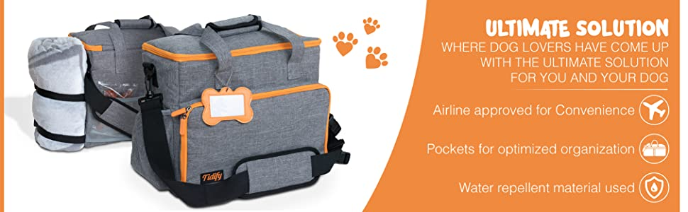 Why choose our travel bag?