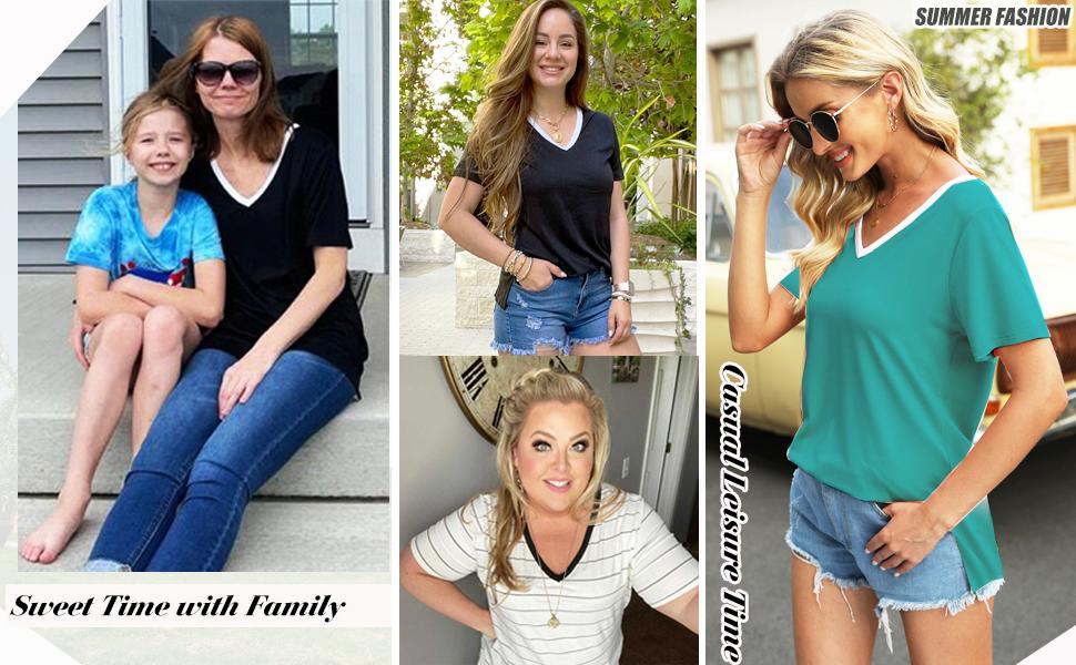 womens summer tops trendy, shirts for women