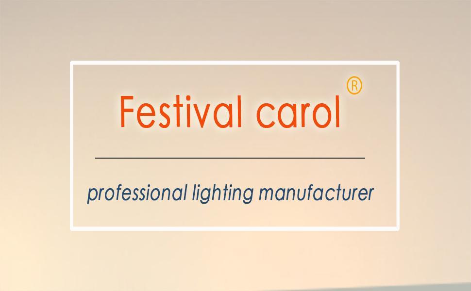 Festival carol brand