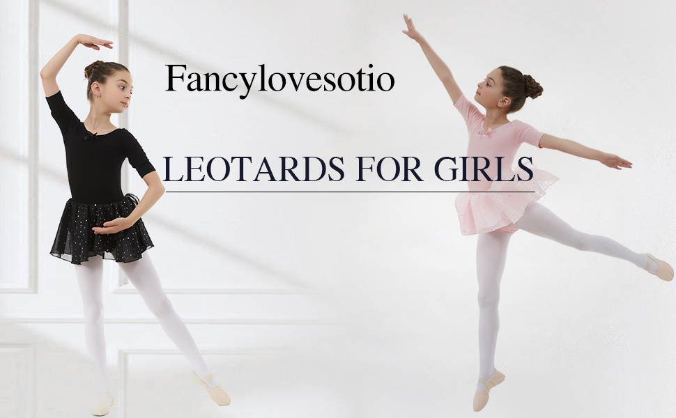 Ballet Leotards for Girls