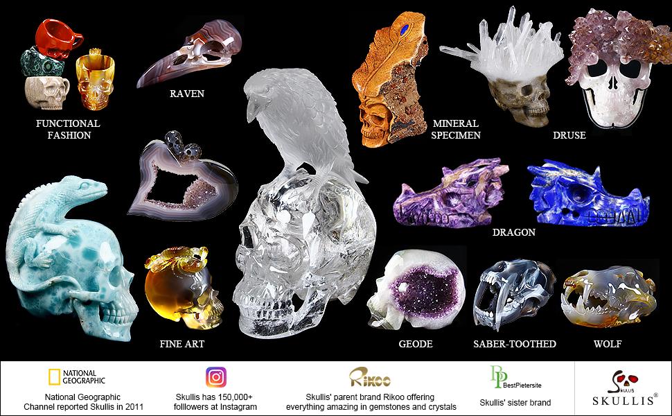 Skullis Sculpures Categories
