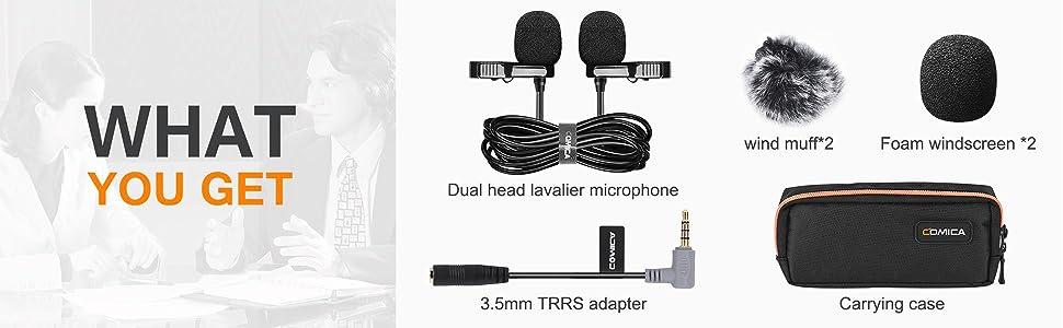 lavalier mic