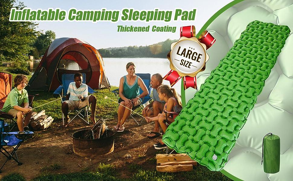 camping air mat