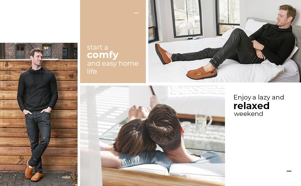 START A COMFY AND EASY HOME LIFE