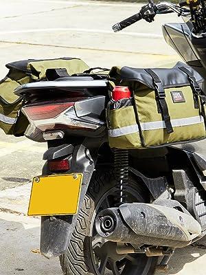 バイク用 サイドバッグ