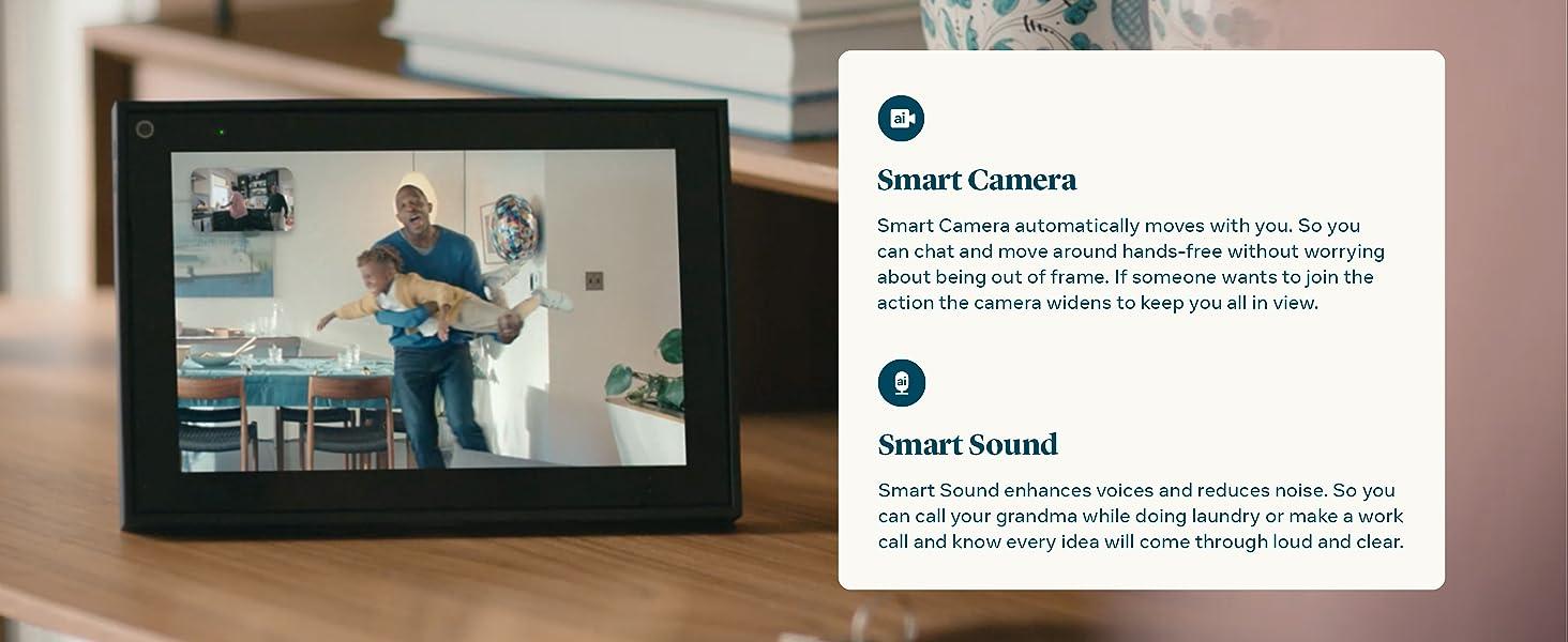 Smart Camera Smart Sound