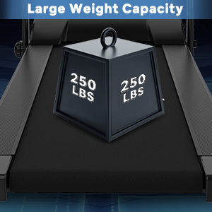 Large Weight Capacity