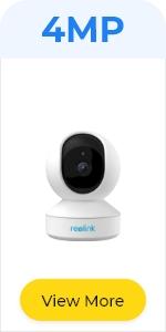 E1 Pro WiFi Camera