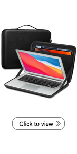 macbook and ipad carrying case