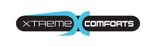 xtreme comforts brand logo