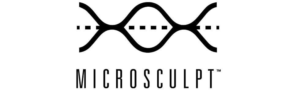 Microsculpt bedding logo