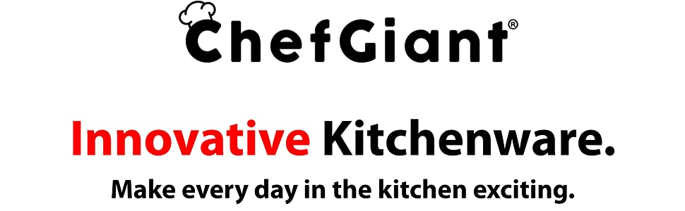 chefgiant innovative kitchenware make every day in the kitchen exciting