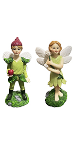 boy and girls figurines